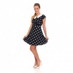 Fifties Dress met bolletjes