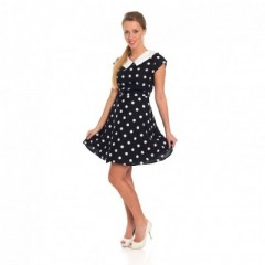 Fifties Dress with polkadots