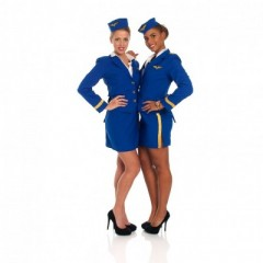 Flight Attendants Outfit